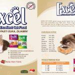 Pakan kucing Excel rasa tuna
