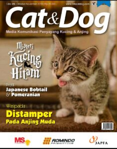 Gratis Majalah Cat & Dog Versi Digital