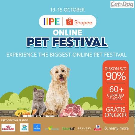 IIPE Shopee Online Pet Festival